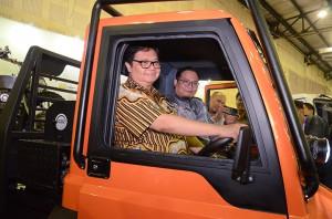 Industri Modifikasi Kendaraan Didorong Terus Berinovasi dan Tembus Ekspor